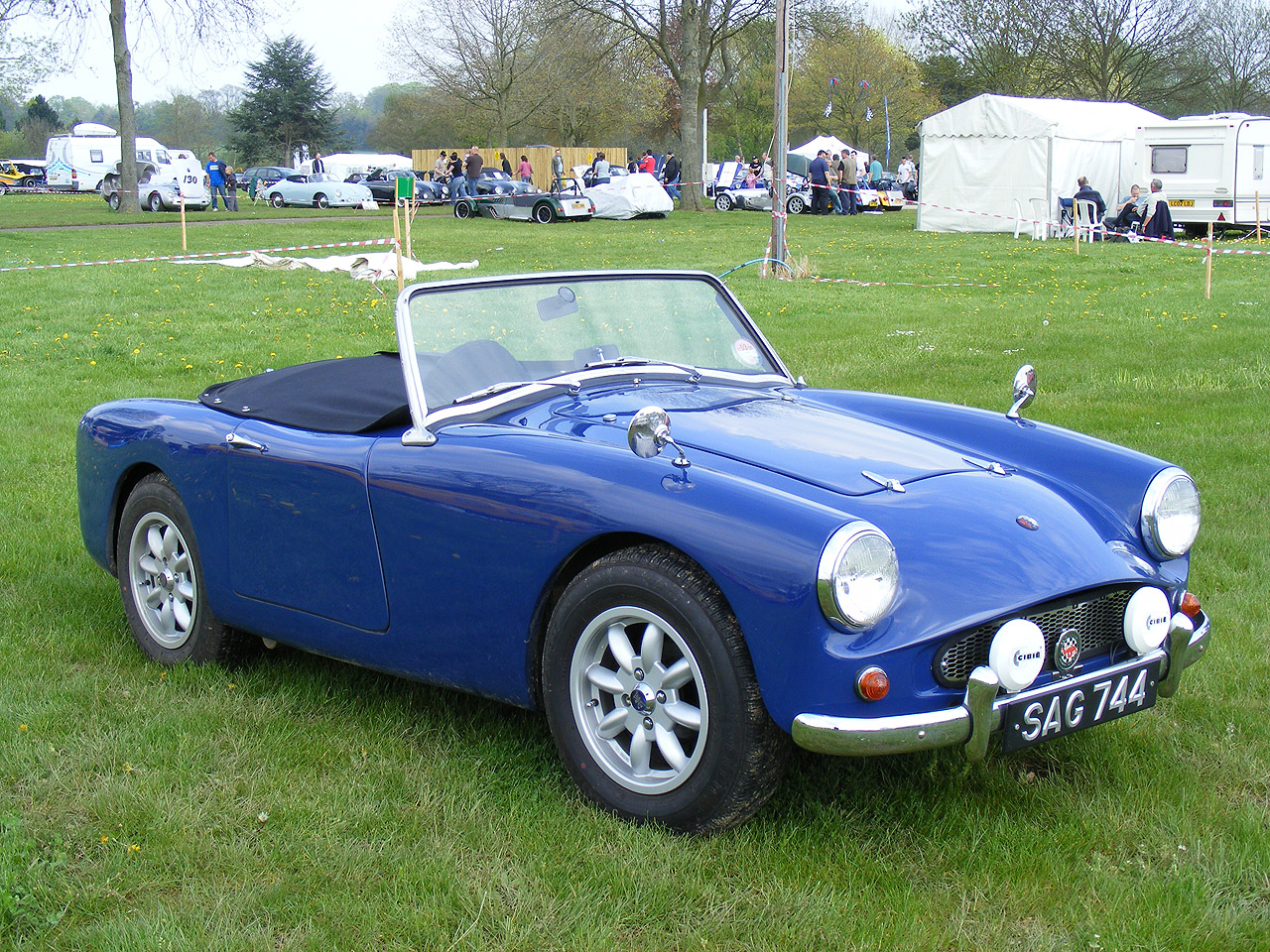 Gallery of pictures Turner Sports Cars - 950 Sports