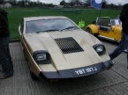 Front view of Marcos Mantis