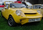 Marcos Cars - Mini Marcos. Nice yellow example