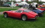 Marcos Cars - 1800. Side shot Stoneleigh 2006