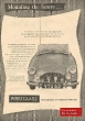 Turner Sports Cars - Turner 803. Advert showing virtues of GRP
