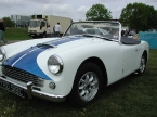 Turner Sports Cars - 950 Sports. Minilites suit restored look