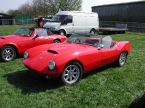 Elva Cars - Courier. At Detling kitcar show 2007