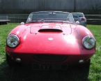 Elva Cars - Courier. Front end styling