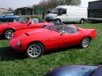 Elva Cars - Courier. Side profile