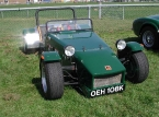 Jeffrey Racing Cars - J4. 1 of only 30 ever made