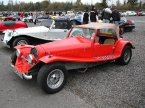 Marlin Cars - Roadster. Long flowing front wings