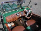 Calvy Motor Company - Mitchel. Traditional wooden dash