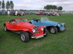 Marlin Cars - Roadster. Pair of Marlin Roadsters