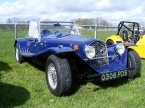 Marlin Cars - Roadster. Marlin Roadster Detling 2008