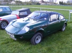 Marcos Cars - Mini Marcos. British Racing Green Marcos