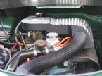 Rochdale Motor Panels - Olympic Phase 1. Closer look at engine