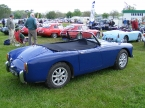 Turner Sports Cars - 950 Sports. Classic kit cars together