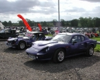 Excalibur Sports Cars - Crusader. At Donny kit car show