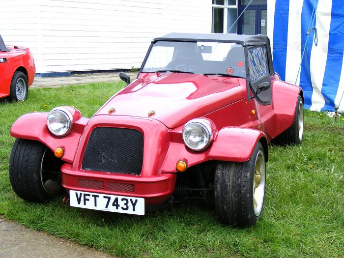 Cool old British Kit cars-Page 2| Grassroots Motorsports ...
