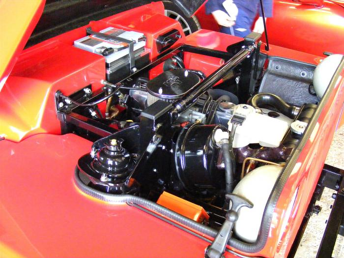 Jago Automotive - Jago Jeep. Immaculate engine bay